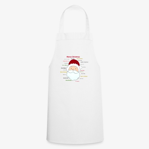 pere noel Merry x mas - Cooking Apron