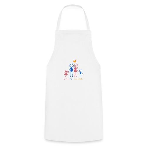 Maman Papa les enfants - Tablier de cuisine