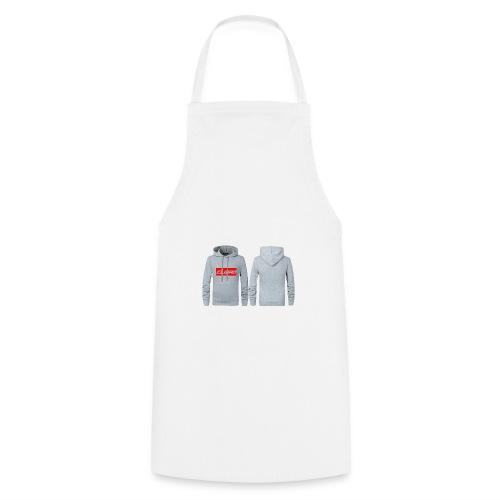 elgiro gray hoodie - Cooking Apron
