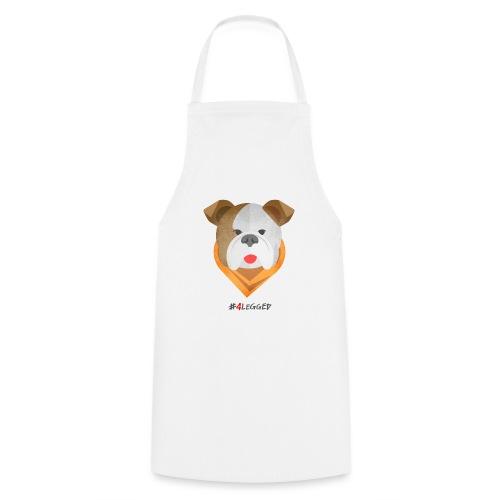 Bulldog - Grembiule da cucina