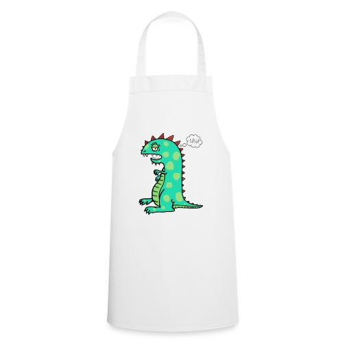 squishy idiot - Cooking Apron