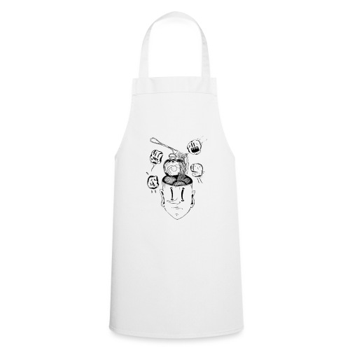 Spaghetti head - Cooking Apron