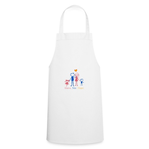 Mama Tata i Dzieci - Fartuch kuchenny