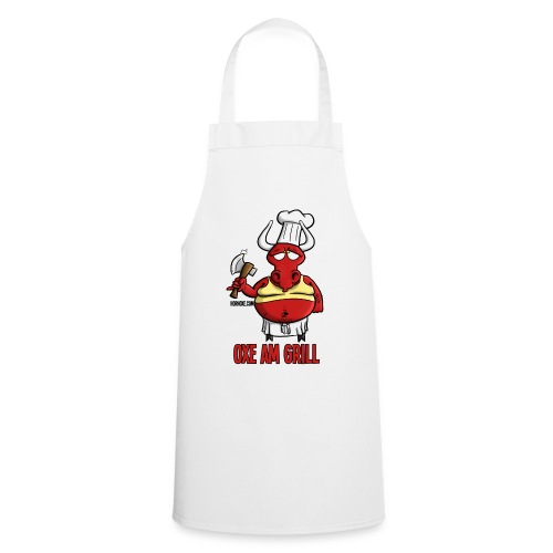 Oxe Grillkoch Schürze - Kochschürze