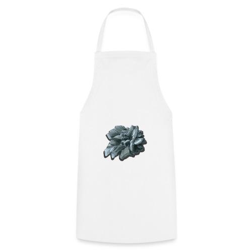 Gipsrose - Kochschürze