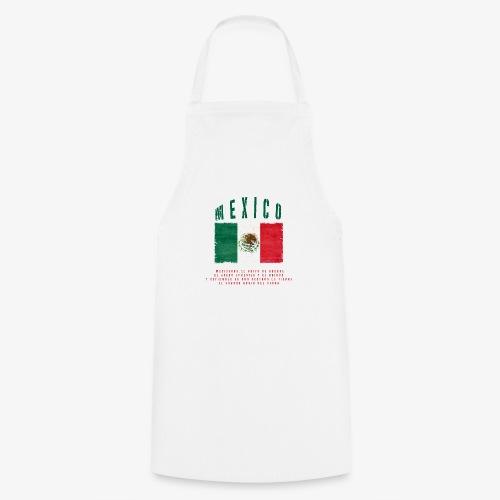 Mexican Flag Bandera Mexico - Kochschürze