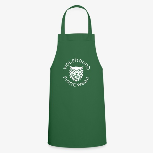 logo round w - Cooking Apron