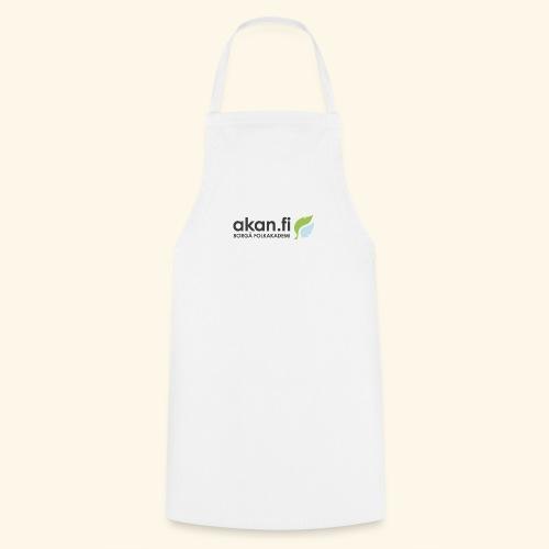Akan Black - Cooking Apron