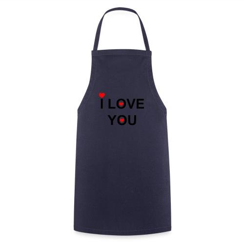 iloveyou - Keukenschort
