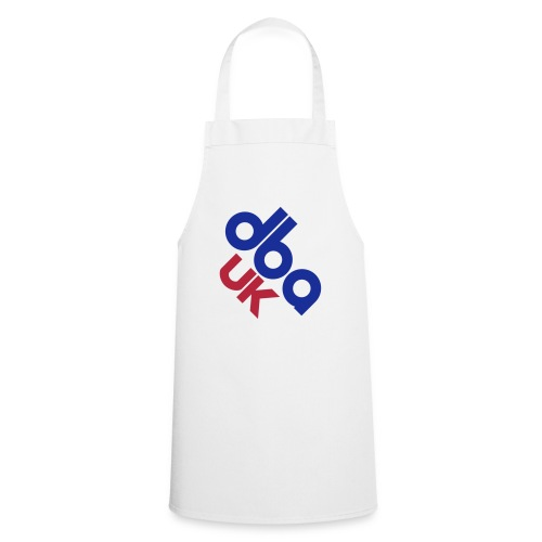 DBA UK large 45 degree lo - Cooking Apron