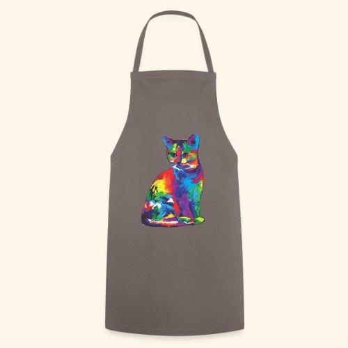 Gato fantástico - Delantal de cocina