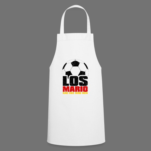 Football - Go Mario, hau moving the thing in (3c - Cooking Apron