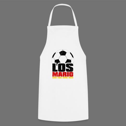 Fußball - Los Mario, hau das Ding rein (3c - Kochschürze