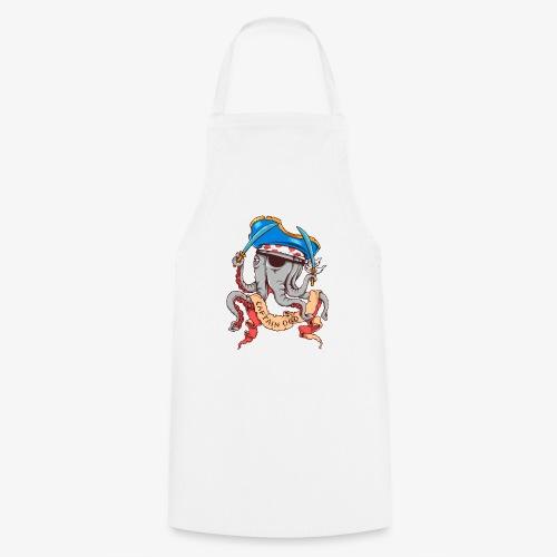 Hauptmann Octopus - Kochschürze
