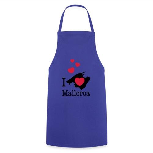 love Mallorca Balearen Spanien Ferieninsel Urlaub - Cooking Apron