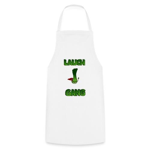 Lauch Gang Logo - Kochschürze