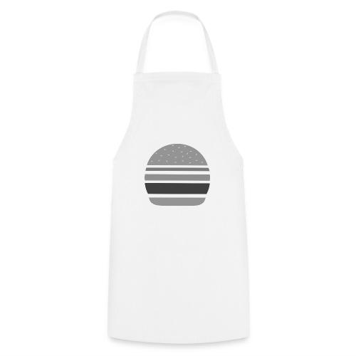Logo_panhamburger_gris - Tablier de cuisine