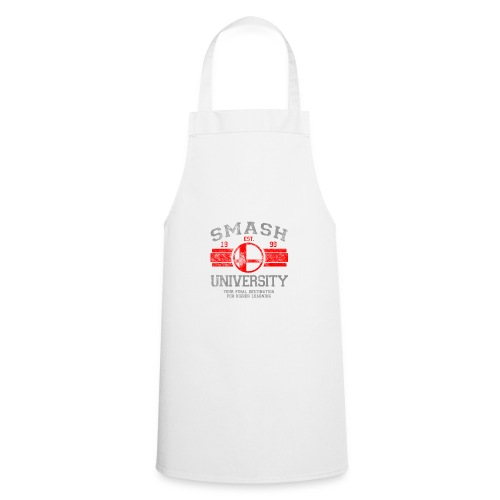Smash University logo - Cooking Apron