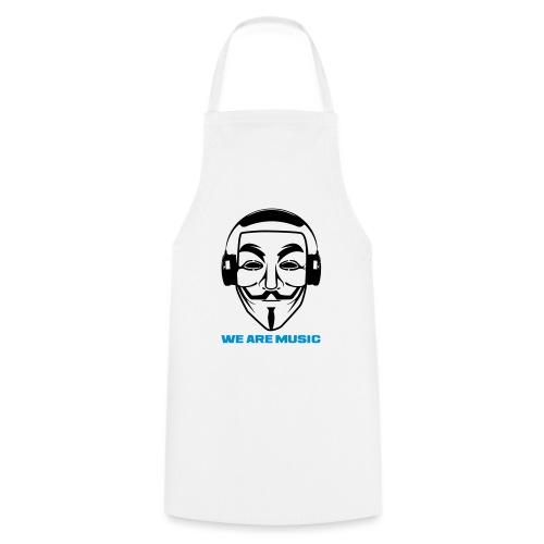WE ARE MUSIC - Tablier de cuisine
