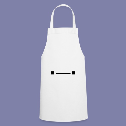 Middle Blocky Face - Cooking Apron