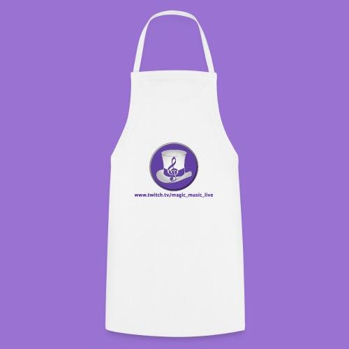 Logo Zylinder - Kochschürze