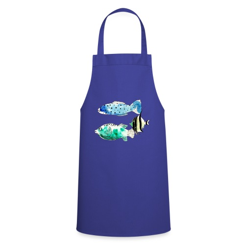 fishes - Cooking Apron