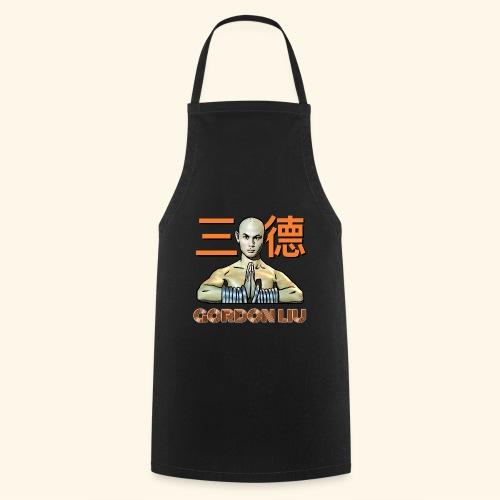 Gordon Liu - San Te Monk (Official) 6 dots - Keukenschort