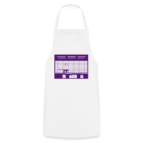 Abfertigungshalle THF - Kochschürze