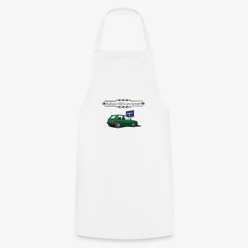 Italian Old Cars Lover - Grembiule da cucina