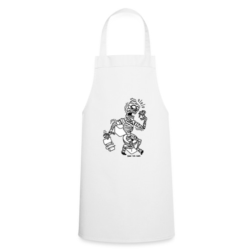 Mummy's Nightmare - Cooking Apron