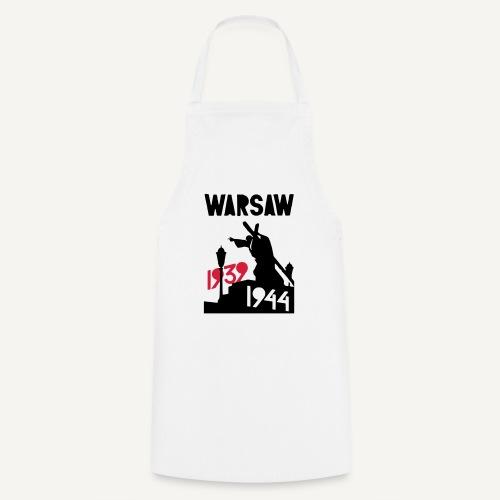 Warsaw 1939-1944 - Fartuch kuchenny