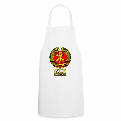 GDR Tuning Coat of Arms 3c - Cooking Apron