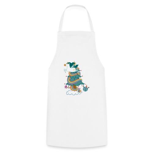 arbol-navidad - Delantal de cocina