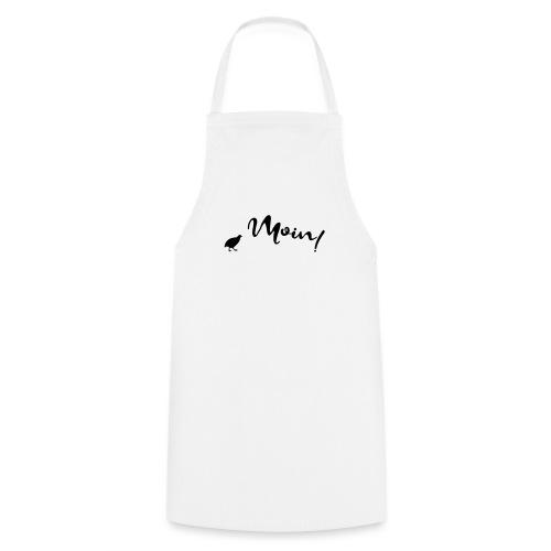 Moin Wachtel! / nordisch Design / Geschenkidee - Kochschürze