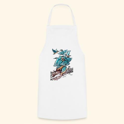 Eisvogel Rudel - Kochschürze