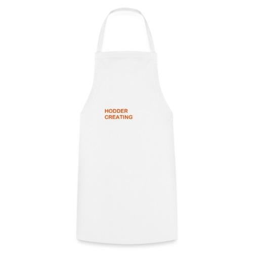 Hodder Creating Orange - Cooking Apron