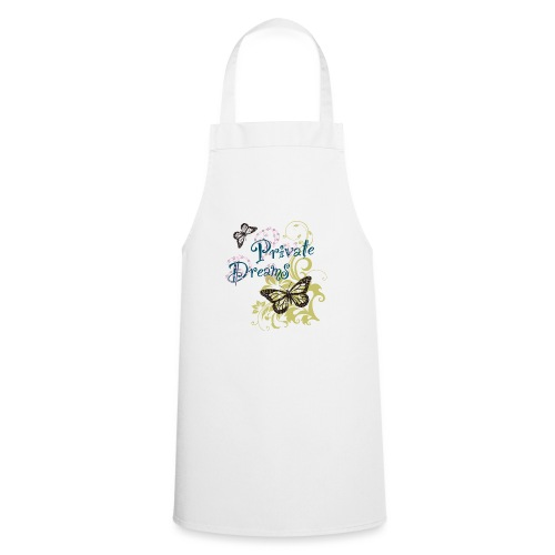 Free butterfly - Cooking Apron