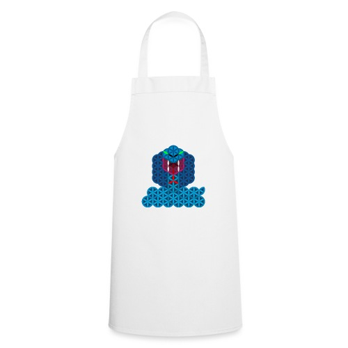 The Snake Of Life - Sacred Animals - Cooking Apron