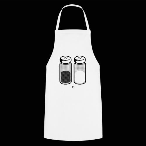 Poivre et sel ! - Tablier de cuisine