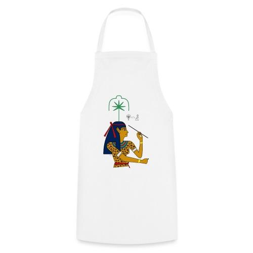 Seschat – altägyptische Göttin - Kochschürze