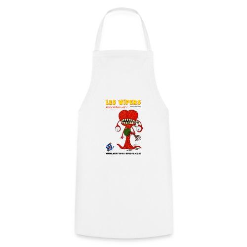 BD Les WIPERS licence6 - Tablier de cuisine