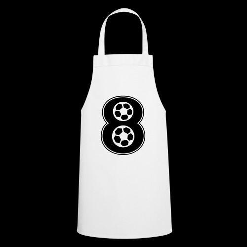 foot numero 8 - Cooking Apron