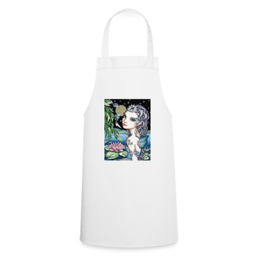Pisces girl Fische Mädchen - Cooking Apron