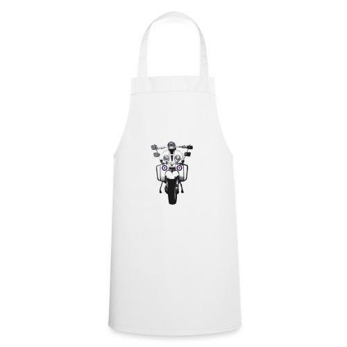 Mod Scooter - Cooking Apron