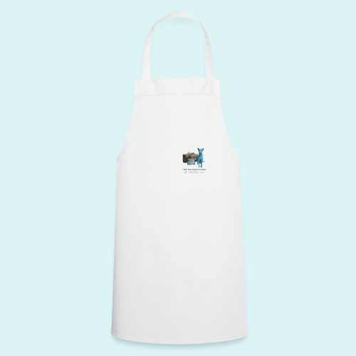 Laly-Blue - Cooking Apron