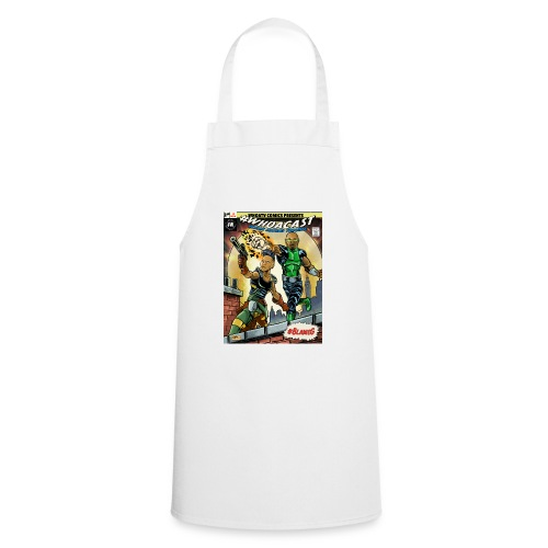 WHOACAST - Cooking Apron