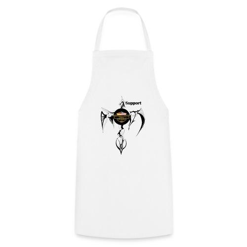 Support Indis Art Tattoo - Kochschürze