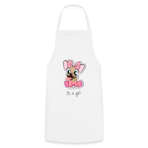 Baby Naya - It's a Girl - Tablier de cuisine