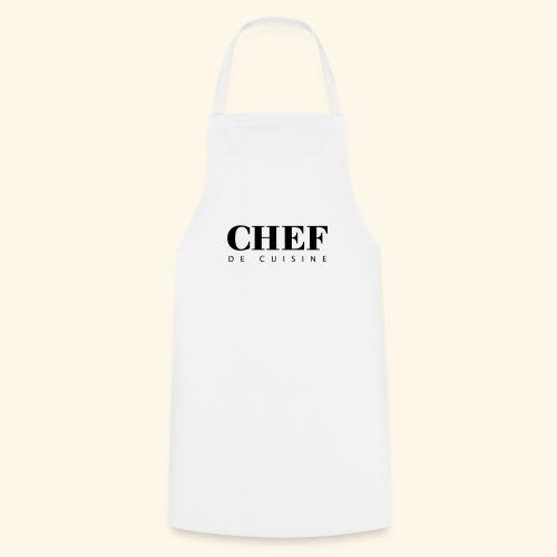 BOSS de cuisine - logotype - Cooking Apron
