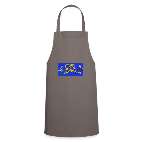 Game Coping Happy Banner - Cooking Apron